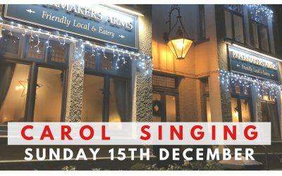 Street Carol Singing