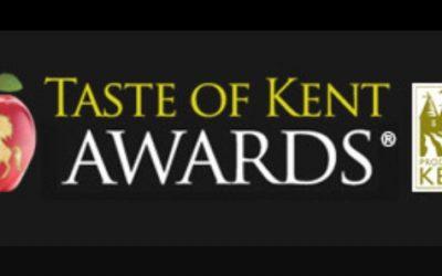 Taste of Kent Awards – We have been nominated!!