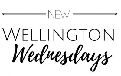 Introducing Wellington Wednesday!