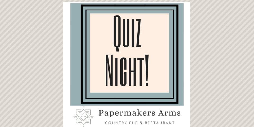 August Quiz Night!