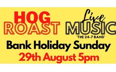 August Bank Holiday Party!!
