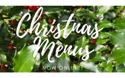 Christmas Day & Festive Menu