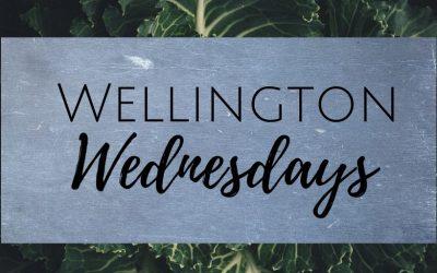 Wellington Wednesday!