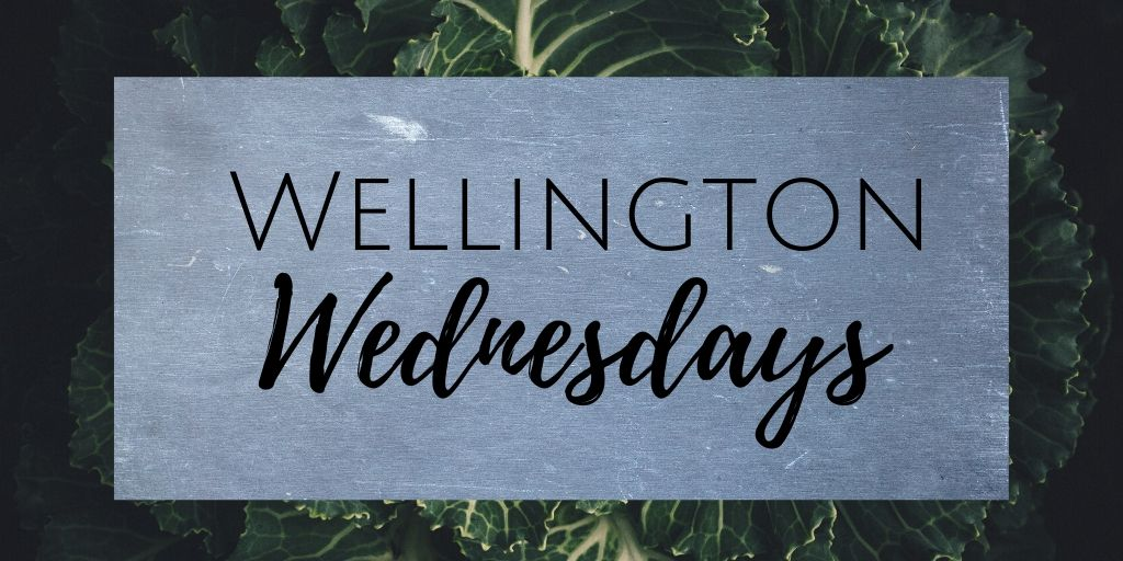 Wellington Wednesday!